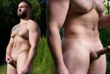 Big Pec Russian In The Woods, Max 2