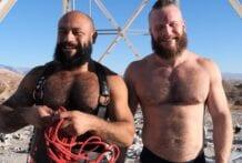 Desert Edge: Leo Forte and Brian Bonds