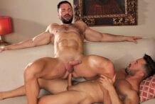 Desire: Cole Keller & Marcos Oliveira (Bareback)