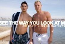 I See The Way You Look At Me: Justin Matthews & Jim Nasty (Bareback)