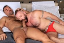 Maneuvers: Mario Roma & Oliver Marinho (Bareback)