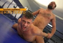 Naked Kombat: DJ vs Lance Hart