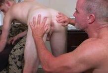 Teaching My Stepson To Reuse: Josh Cannon & Dale Savage (Bareback)