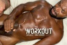 Workout: Cutler X & Cole Connor (Bareback)
