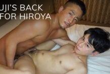 Fuji's Back for Hiroya