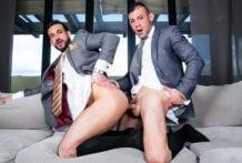Never Back Down: Javi Gray & Ricky Blue