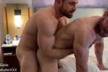 OC Flip Fuck, Part 1: Mike Gaite & Beau Butler (Bareback)