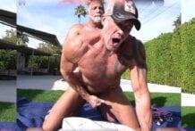 Dallas Steele and Rick Kelson (Bareback)