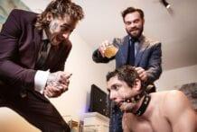 Hardcore Cuckold, Part 2: Bo Sinn, Rocky Vallarta & James Fox (Bareback)