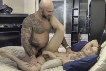 Tattooed Bottom Boy, Jason Collins (Bareback)