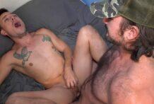 Mason Lear Cums Twice For Barret Dean (Bareback)