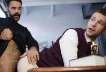 Must Be Punished: Benjamin Blue & Teddy Torres (Bareback)