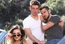 Naughty Bi Nature: Ella Reese, Dante Colle & Michael DelRay (Bareback)