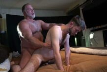 Rick Kelson and Alistair Adonis, Part 2 (Bareback)
