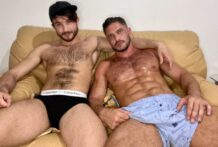 Dato Foland and Lucas Frankreich