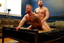 Adam Grey and Jack Vidra (Bareback)