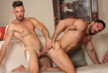 Behind The Scenes, DESIRE: Cole Keller and Marcos Oliveira (Bareback)