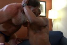Rick Kelson and Excelhung XXX (Bareback)