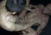 The french slut Vincent from Paris fucked raw by Scally lad in cruising