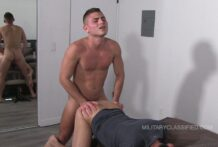 Martinez 5: Anal (Bareback)