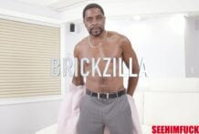 A Very Requested Scene! Brickzilla & Blake Blossom