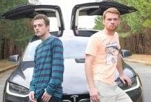 Handsfree Baby: Calhoun Sawyer & James Dawn (Bareback)