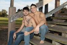 Beach Bros! Leeroy Jones & Jim Nasty (Bareback)