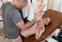 Coming Of Age Tape #1: Mr. Angus & His Boy Marcus, Father Son Checkup (Bareback)