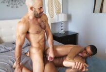 Cozy Encounter: Dominic Santos & Austin Wilde (Bareback)