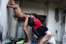 Cum Trashed Twinks 4: Pigboy & Slut Mello (Bareback)