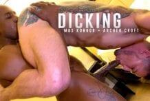 Dicking: Archer Croft & Max Konnor (Bareback)