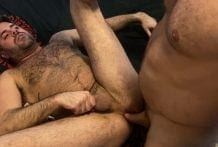 Big Dicked Beef-N-Fur!: Riley Mitchel & Max Romano (Bareback)