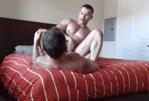 Ettore Tosi Fucks Asian Bodybuilder Ryan Hoang (Bareback)