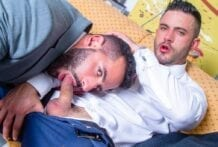 Fucking The Boss: Andy Star & Massimo Arad (Bareback)