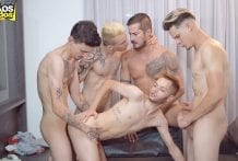 Gang Bang (Bareback)