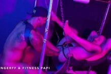 HOLLOWED THE FUCK OUT BY @PRFITNESSPAPI IN MY NEW PLAYROOM, PART 2