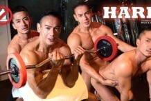 Hard: Ryuji & Hiroya