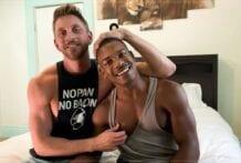 Homemade Fucking With Johnny Ford & Adrian Hart (Bareback)