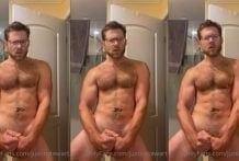 Justin Stewart (justinstewart), Watch me blow a load