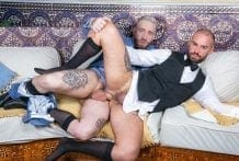 Big Tipper: Bruno Max & Manuel Scalco (Bareback)