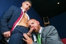 Cine-X Chill & Play: Bastian Karim & Leo Rosso (Bareback)