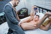 Just Fucked, Editor's Cut: Dolan Wolf & Marco Rubi