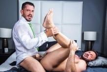 Shower Play: Cole Keller & Joe Gillis (Bareback)