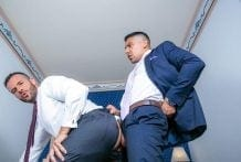 Suited Handyman: Denis Vega & Salvador Mendoza