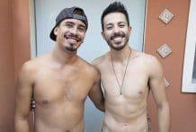 Hideo & William Miguel (Bareback)