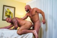 From Boss To Bottom: Killian Knox & Michael Roman (Bareback)