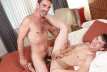 My Step Dad Is Bi! Joe Parker & Jacob Wolf (Bareback)