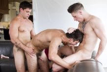 My Boyfriend's Step Brother: Aspen, Dalton Riley & Elliot Finn (Bareback)