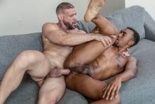 The Voyeur: Bucky Wright & Ricky Larkin (Bareback)