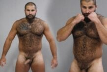 Naked Russian Bear, Andrei